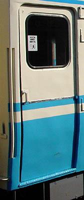 初期原型ドア-後