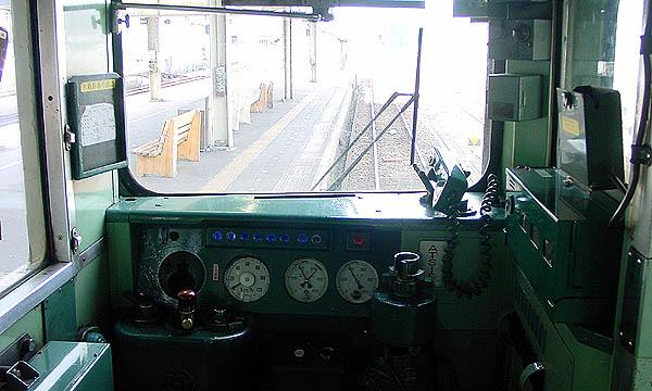 運転台01