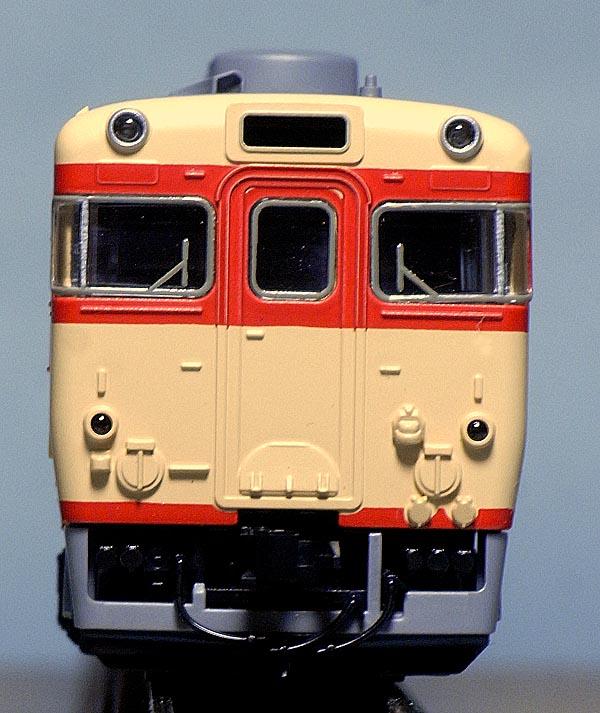 キハ28-2500正面