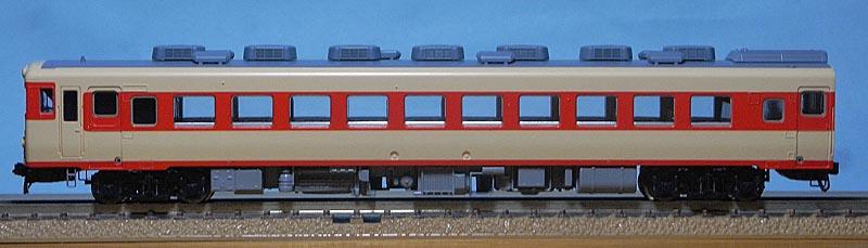 キハ58-400初期側面