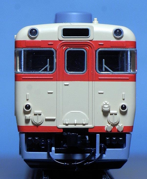 キハ65-500正面