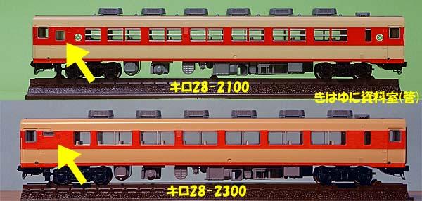 キロ28-2100比較